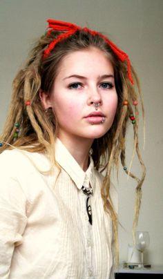 #dreads #dreadlocks !! ♥ (anna april)
