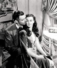 """00/00/1939. film """"Gone with the wind"""" (Autant en emporte le vent) By Victor Fleming"""