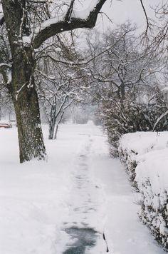 winter time in Rapid City South Dakota