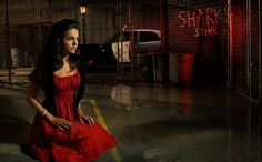 "The Look: ""West Side Story Revisited"" by Mark Seliger for Vanity Fair feauturing Ben Barnes as Tony and Camilla Belle as Maria."