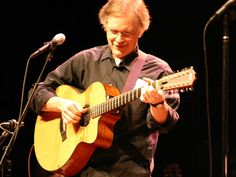 """""""Do you know who Leo Kottke is? I'm always amazed at how many people don't. He is perhaps the best 12 string guitar player in the world...."""""""