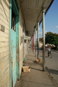 Main street in Baracoa_ Cuba