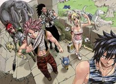 Fairy Tail: Clean by LottaHart.deviantart.com on @deviantART