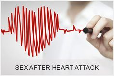 Sex after Heart Attack? Are you ready for this?   Sexuality and intimacy has always been a subject most of the patients are hesitant to speak about. Especially with increasing age, and other health issues, some patients hesitate even more to talk about their overall sexual health.  Read More: http://www.drelist.com/sex-after-heart-attack