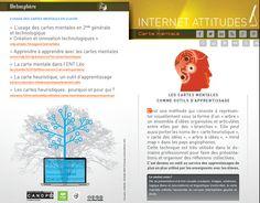 """Le kit pédagogique """"Internet Attitudes"""" destiné aux élèves a pour objectif de leur apprendre à utiliser Internet et les outils numériques de manière responsable. Composé de 10 fiches téléchargeables, complété par 3 infographies sur les réseaux sociaux, l'information en ligne et l'identité numérique, cet ensemble est mis à disposition sous licence CC par le Canopé de l'académie d'Amiens."""