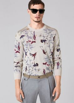 Dolce Gabbana 2016 Spring Summer Mens Collection Birds of Paradise 006 Dolce & Gabbana Lays Out an Extravagant Season