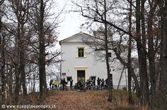 Itinerari MTB, Rive Rosse, la Madonna degli Angeli http://www.viaggiaescopri.it/itinerari-mtb-brusnengo-rive-rosse/