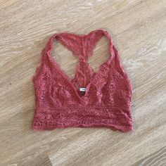 Urban Outfitters Bralette Lace bralette with mesh lining. No padding. Only worn once. Kimchi blue from UO Urban Outfitters Intimates & Sleepwear Bras