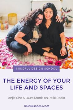 Listen to Anjie Cho and Laura Morris, founders of Mindful Design Feng Shui School, on Reiki Radio with Yolanda Williams. #energy #reiki #podcast School Design, Feng Shui, Reiki, Mindfulness, Teaching, Education, Life, Onderwijs, Teaching Manners
