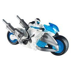 Max Steel Turbo Bike