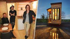 Habitat alternatif : ils veulent démocratiser la «tiny house» en France Laetitia, France, Habitats, Collection, Aide, Articles, Style, Green, People