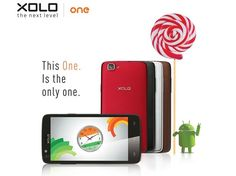 Xolo One Smartphone Received Android 5.0 Lollipop Update