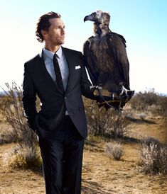Texan, Matthew McConaughey -  Profile of Matthew McConaughey from Esquire magazine