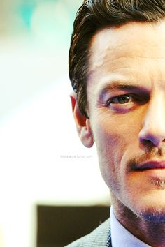 bilbostardis:  There's not enough Luke Evans on tumblr