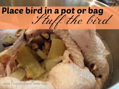 Mouthfull Monday: Learn to Brine a Turkey | PreparednessMama