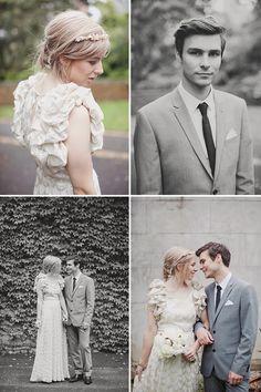 Elegant Auckland Wedding by Benjamin