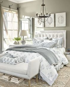 bedrooms - Grey Bedrooms Decor Ideas