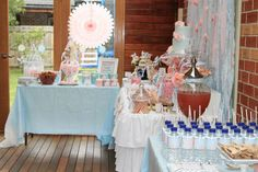 Shabby Chic First Birthday ~ Featured Party