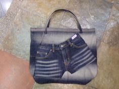 Great denim bag!!!!