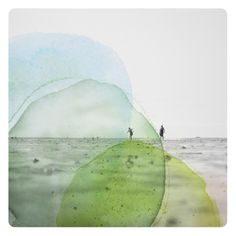 Fabienne Rivory - Interactions between Photography & Painting - 2014 Aqva