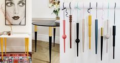 Pretty Pegs – shoes for your furniture. Swap out ugly furniture legs for new, ar… Pretty Pegs – shoes for your furniture. Swap out ugly furniture legs for new, artistic ones. Made especially with Ikea items in mind. Steel Furniture, Ikea Furniture, Handmade Furniture, Furniture Sale, Online Furniture, Furniture Ideas, Ikea Sofa, Ikea Chair, Diy Projects Ikea