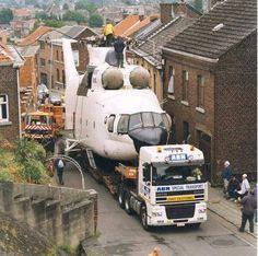 Special transport. Helicopteros Brasil