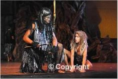Disney's Tarzan the Musical Kerckek and little Tarzan
