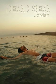 Located at an elevation of 429 meters, Dead Sea, shared between Jordan and Israel, is the lowest point on earth. Not just that, the Sea is also world's deepest hyper-saline lake with a salinity of 34.2% percent, which literally makes it dead, and hence the name Dead sea.