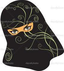 yashmak Pocahontas, Veil, Disney Characters, Fictional Characters, Disney Princess, Face, Combat Helmet, Veils, The Face
