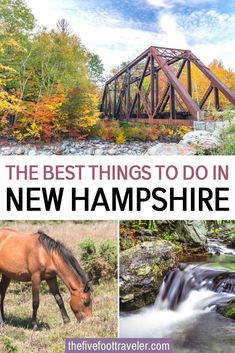 5 Best Things to do in New Hampshire