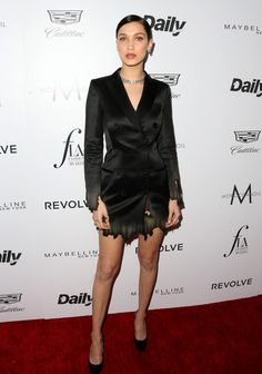 Bella Hadid Photos - The Daily Front Row 'Fashion Los Angeles Awards' 2016 - Arrivals - Zimbio