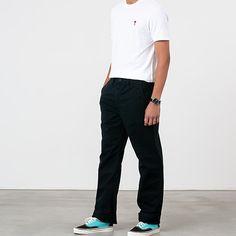 Vans Authentic Chino Pants Black