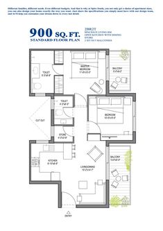 Image Result For 900 Square Foot Floor Plans