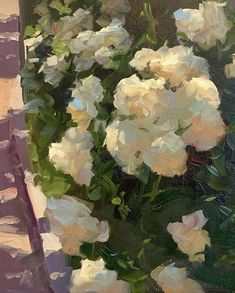 Fine Art for Sale from American Impressionist, Dennis Perrin Henri Fantin Latour, Johannes Vermeer, Glorious Days, Flower Art, Art Flowers, Online Gallery, Impressionist, Art For Sale, Garden Art