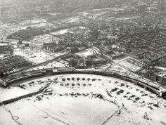 Berlin: Flughafen Tempelhof,im Winter 1947-48