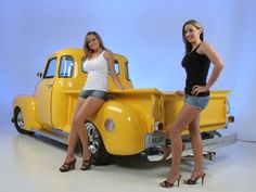 A fully customized 1949 Chevy Pickup with a Vintage Air A/C System and a Ford 9 Inch, only at Custom Classic Trucks Magazine. Best Pickup Truck, Chevy Pickup Trucks, Classic Chevy Trucks, Chevy Pickups, Gmc Trucks, Lifted Trucks, Cool Trucks, Chevy 4x4, Classic Cars
