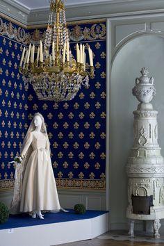 Vestido da Princesa Minnie de Beauvau Craon por Philippe Venet