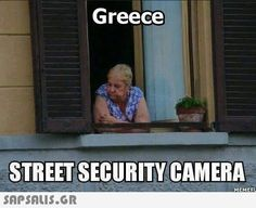 All Things Croatia Best Funny Pictures, Funny Images, Best Of 9gag, Greek Language, Lol, Security Cameras For Home, Greek Quotes, Greek Sayings, Best Memes