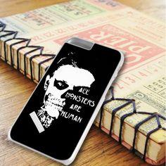 American Horror Story Evan Peters Skull iPhone 6 Plus iPhone 6S Plus Case