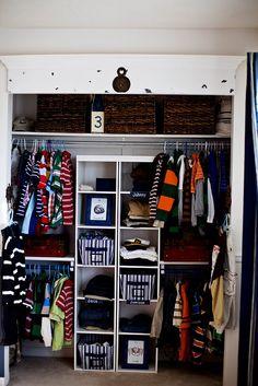 #organized kids closet  Repin, Like and Share