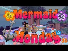 Mermaid Mondays! Ep.35 Gummy Bunnies! | Amy Lee33 - YouTube