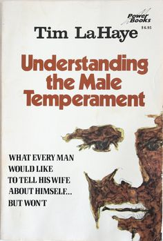 SIGNED COLLECTIBLE: Understanding the Male Temperament by Tim LaHaye (1977), $50.00