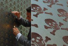* Skull Wallpaper *