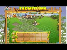 Farmerama - gameplay (browser-based version)  http://www.youtube.com/watch?v=KzMFv_Fm6Nk=player_embedded