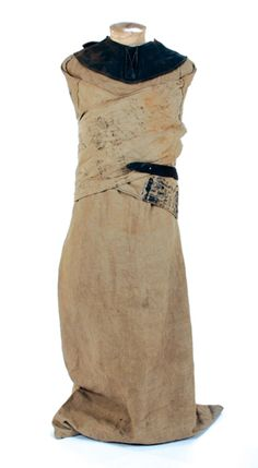 harry houdini's straitjacket would make a pre-tty cool dress