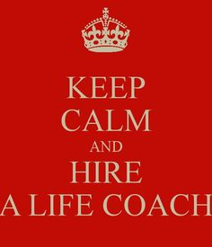 Hire me! Life coaching is one of my passions. Thanks to The Coaching Academy I can coach you!