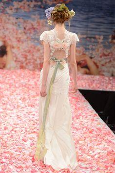 Claire Pettibone Fall 2013 Bridal Collection