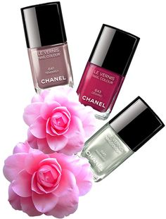 Chanel Reverie Parisienne Makeup Collection for Spring 2015
