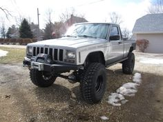 MJ built with XJ parts