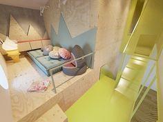 Go Hi-tech with your kids room! Modern Kids Room Designs | Ideas | PaperToStone